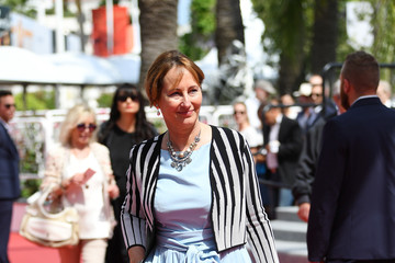 Segolene Royal 'Rodin' Red Carpet Arrivals - The 70th Annual Cannes Film Festival