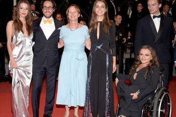 Segolene Royal 'You Were Never Really Here' Red Carpet Arrivals - The 70th Annual Cannes Film Festival