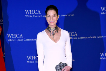 Sela Ward 102nd White House Correspondents' Association Dinner - Arrivals