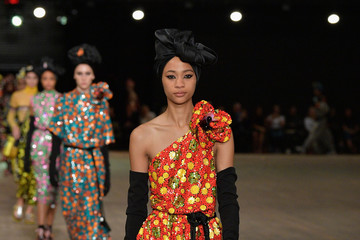 Selena Forrest Marc Jacobs SS18 Collection - Runway