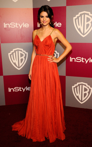 Selena Gomez Actress/singer Selena Gomez arrives at the 2011 InStyle And Warner Bros. 68th Annual Golden Globe Awards post-party held at The Beverly Hilton hotel on January 16, 2011 in Beverly Hills, California.