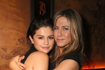 Selena Gomez Perrier-Jouet And Cinelou Films Host The CAKE Party For Jennifer Aniston At Bar Marmont