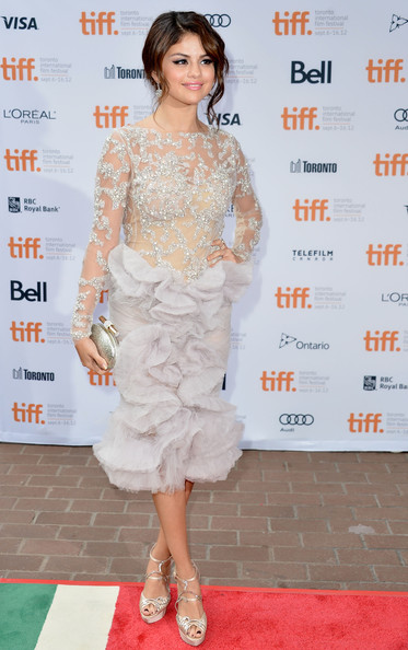 "Selena Gomez - ""Spring Breakers"" Premiere - Arrivals - 2012 Toronto International Film Festival"
