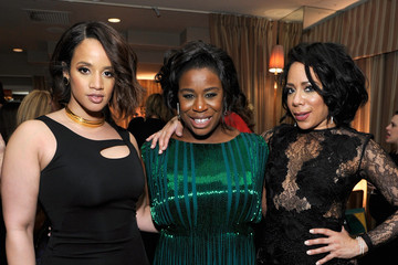 Selenis Leyva Dascha Polanco The Weinstein Company & Netflix's 2016 SAG After Party Hosted by Absolut Elyx