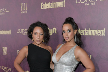 Selenis Leyva Dascha Polanco Entertainment Weekly And L'Oreal Paris Hosts The 2018 Pre-Emmy Party - Arrivals