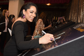 Selenis Leyva The 23rd Annual Screen Actors Guild Awards - Media Complex