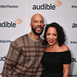 Selenis Leyva Audible Celebrates Common At Minetta Lane Theatre In NYC - January 10