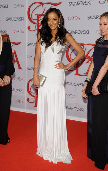 Selita Ebanks - 2012 CFDA Fashion Awards - Arrivals