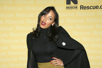Selita Ebanks International Rescue Committee Hosts Annual Freedom Award Benefit - Arrivals