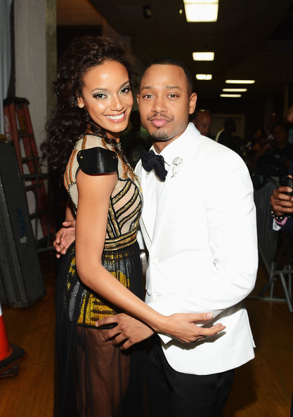 Selita Ebanks and Terrence J Photos Photos - 2012 BET ...
