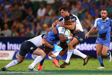 Semisi Masirewa Super Rugby Rd 9 - Force v Waratahs