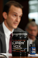 Travis Tygart Senate Judiciary Committee Holds Hearing On Steriods Usage