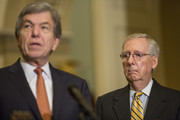 Roy Blunt Mitch McConnell Photos Photo