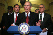 Mitch McConnell and Jon Kyl Photos Photo