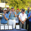 Jerry Kelly and Miguel Angel Jimenez Photos