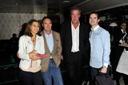 Jimmy Carr and Jeremy Clarkson Photos Photo