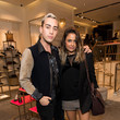Serafini Vanity Fair, Jimmy Choo and Samantha McMillen Host a Pre-Holiday Styling Event Supporting the Women's Cancer Research Fund