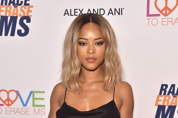 Serayah McNeill 25th Annual Race To Erase MS Gala - Red Carpet