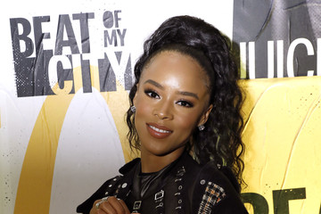 Serayah McNeill McDonald's Beat Of My City Chicago