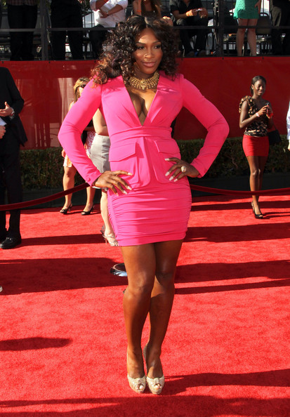 > Serena williams!! Espys 2011 - Photo posted in BX SportsCenter | Sign in and leave a comment below!
