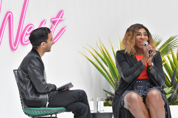 Serena Williams Imran Amed The Business Of Fashion Presents BoF West 2019 In Los Angeles