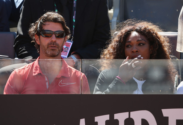 serena williams dating coach Serena williams began to rediscover her best form at the french  to  challenge for the wimbledon title, says coach patrick mouratoglou.