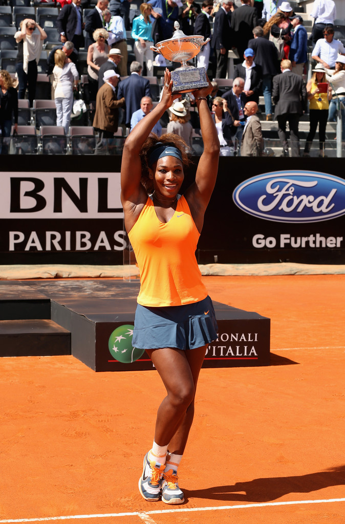 Serena Williams - The Internazionali BNL d'Italia 2013 - Day Eight
