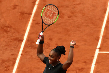 Serena Williams 2018 French Open - Day Seven