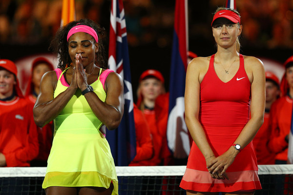 Maria Sharapova Discusses Rivalry With Williams, Says She Was Called 'A Little B****'