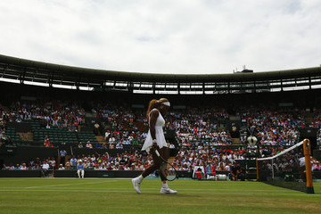 Serena Williams Wimbledon: Day 4