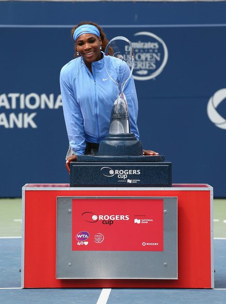 Serena Williams - Rogers Cup Toronto - Day Seven