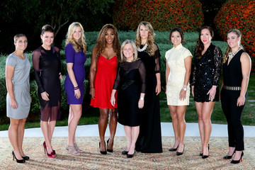 Serena Williams Stacey Allaster TEB BNP Paribas WTA Championships: Istanbul 2013 - Previews