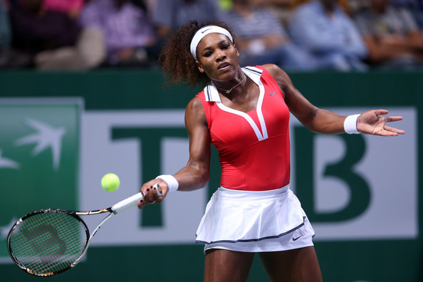 Serena Williams - TEB BNP Paribas WTA Championships - Istanbul 2012: Day One