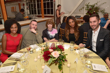 Serena Williams VIP Dinner For WIRED's 25th Anniversary, Hosted By Nicholas Thompson And Anna Wintour