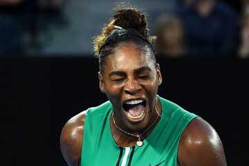 Serena Williams European Best Pictures Of The Day - January 21, 2019