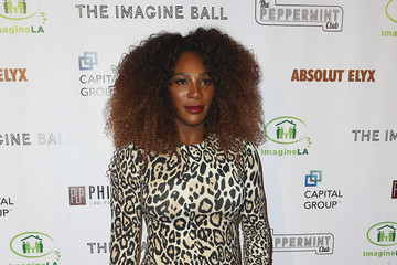 Serena Williams 5th Annual Imagine Ball Honoring Serena Williams Benefiting Imagine LA Presented By John Terzian & Val Vogt