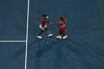 Serena Williams US Open: Day 4