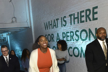 Serena Williams HBO's Being Serena Immersive Experience