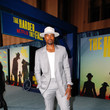 Serge Ibaka The Harder They Fall - Los Angeles Special Screening