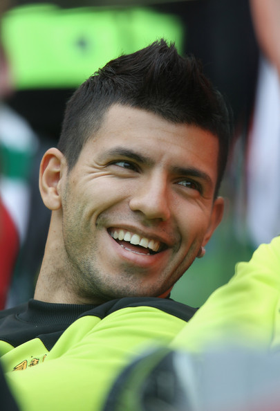 Sergio Aguero - Picture Actress