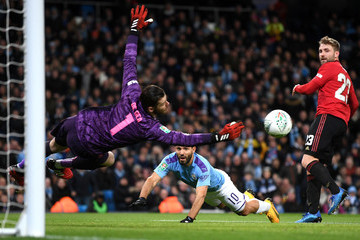 Sergio Aguero European Best Pictures Of The Day - January 30