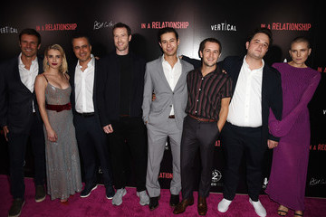 Sergio Cortez Vertical Entertainment Presents 'In A Relationship' Premiere - Red Carpet