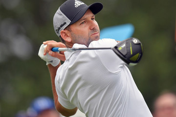 Sergio Garcia AT&T Byron Nelson - Round Two