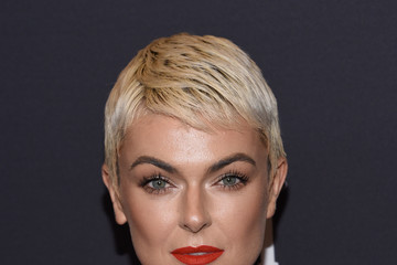 Serinda Swan Hollywood Foreign Press Association and InStyle Celebrate the 75th Anniversary of the Golden Globe Awards - Arrivals