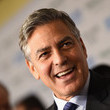 George Clooney Goes to a Fancy Gala