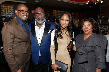 Serita Jakes 'Black Nativity' Afterparty in NYC