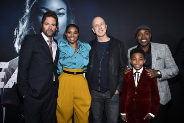 Seth Carr Universal Pictures' Special Screening Of 'Breaking In' - Red Carpet