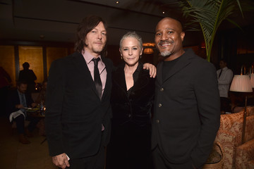 Seth Gilliam Special Screening Of AMC's 'The Walking Dead' Season 10 - After Party