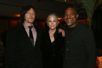 Seth Gilliam 'The Walking Dead' Premiere And Party