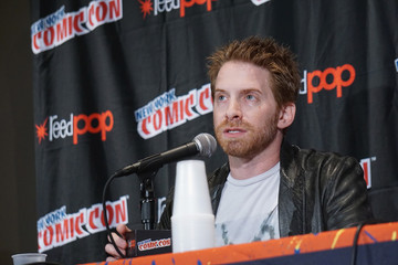 Seth Green New York Comic Con: Day 1
